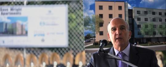 Autism Housing Development Corporation of Pittsburgh Breaks Ground