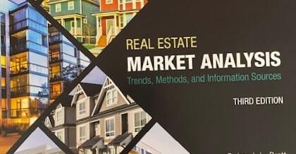 Deborah Brett authors new market analysis text